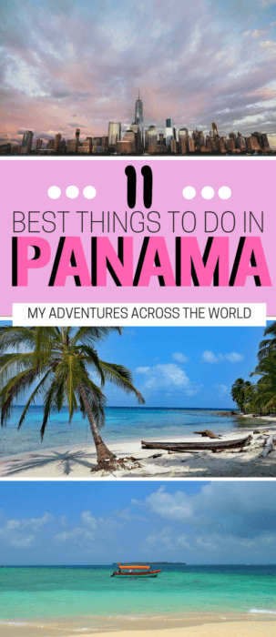 Discover the best things to do in Panama - via @clautavani