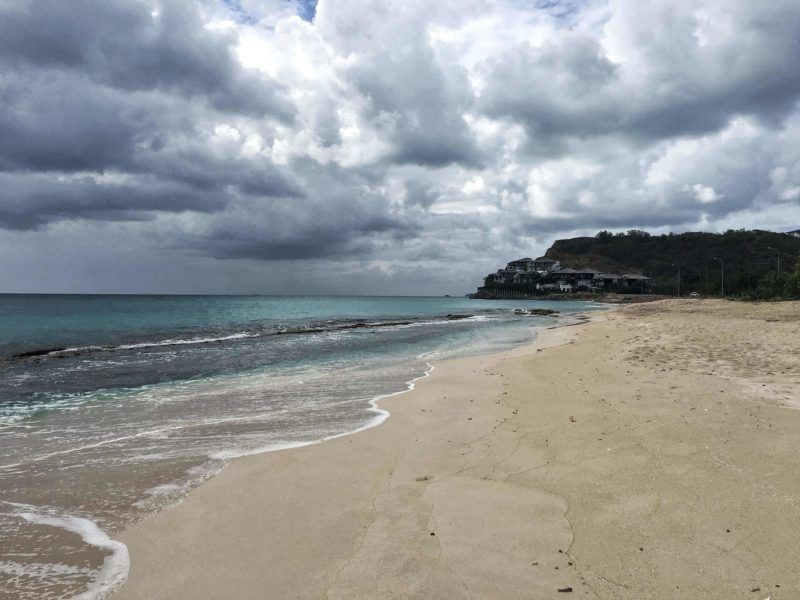 best beaches in Antigua
