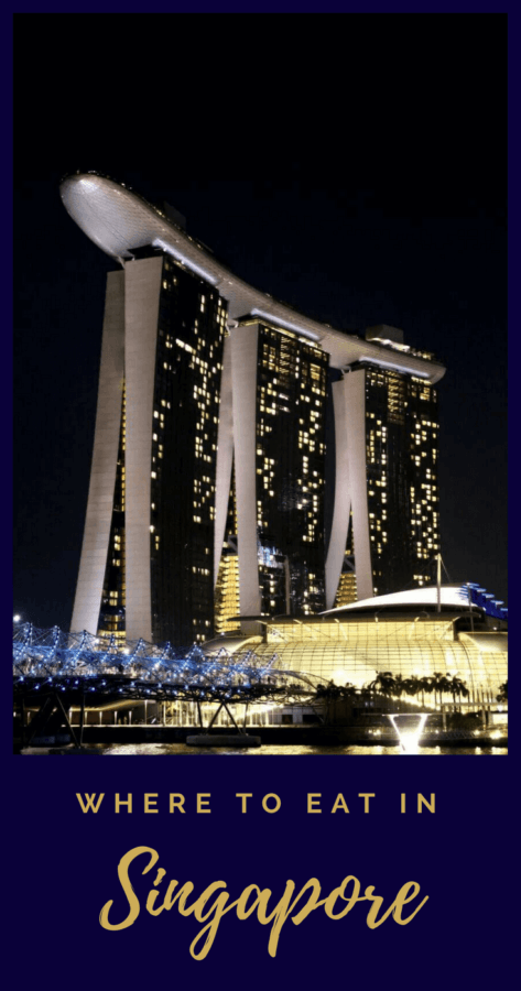 Discover where to eat in Singapore - via @clautavani