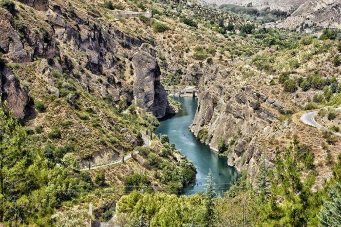 hiking Sierra Nevada