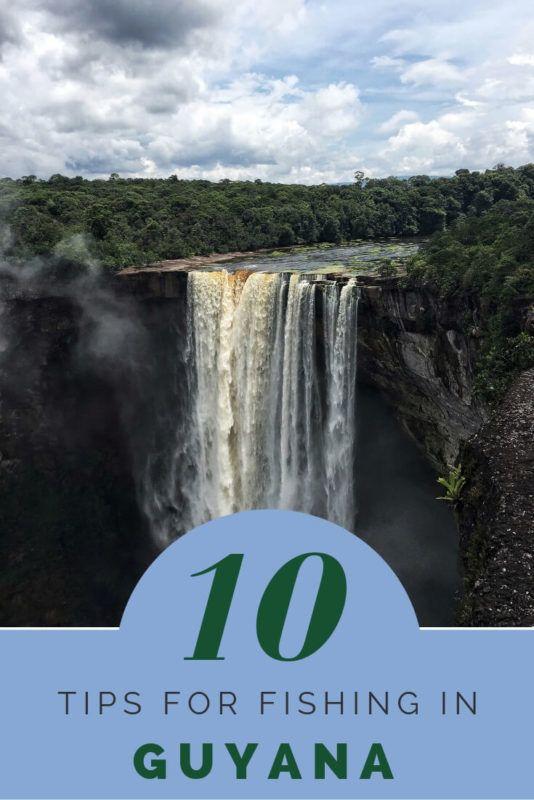 Learn 10 useful tips for successful fishing in Guyana via @clautavani