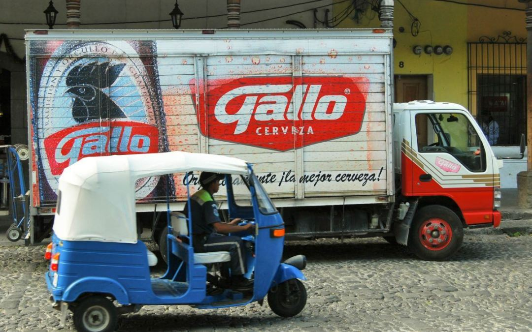 Why Gallo Is The Best Beer In Guatemala