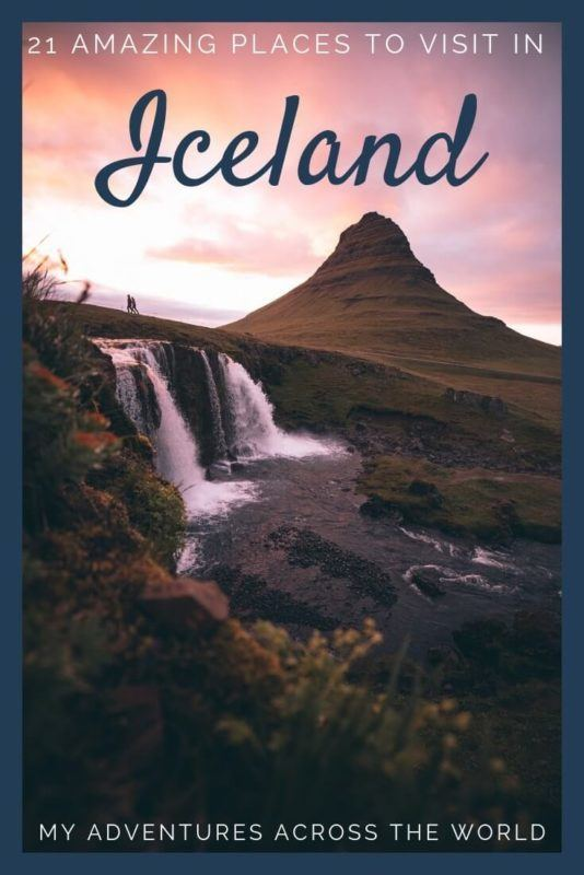 Discover 21 incredible places to visit on a trip to Iceland - via @clautavani