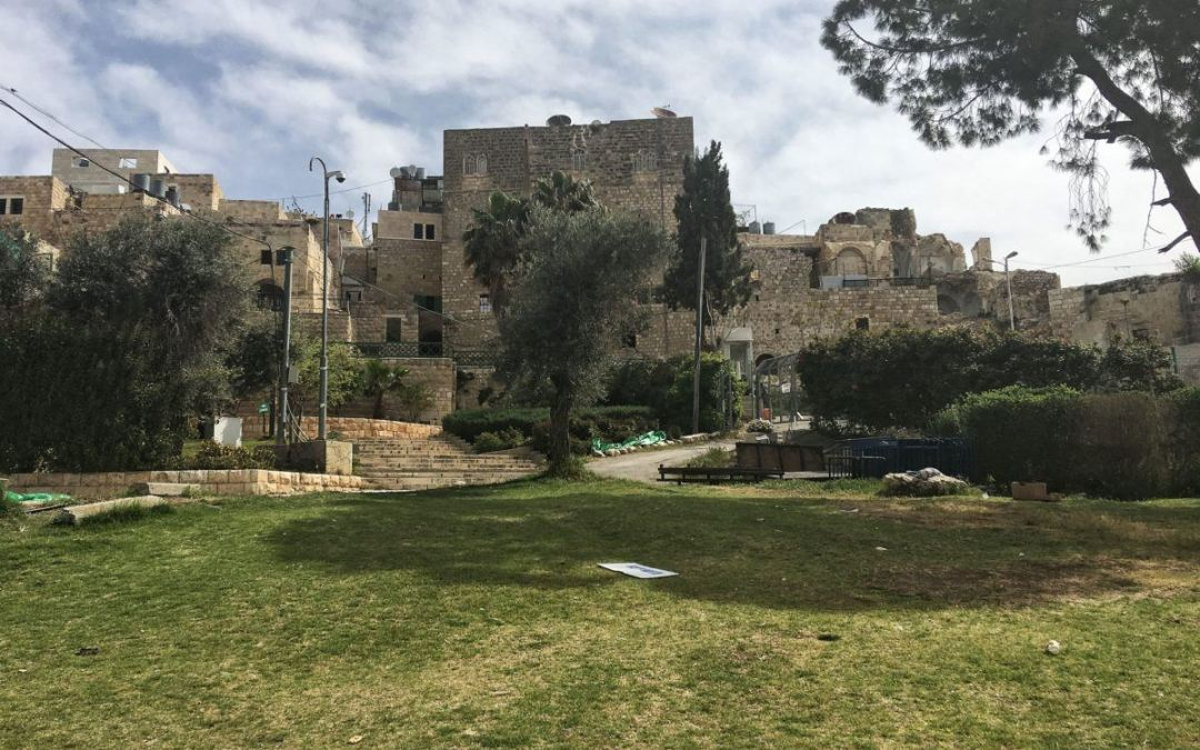 Why I took a Dual Narrative Tour of Hebron