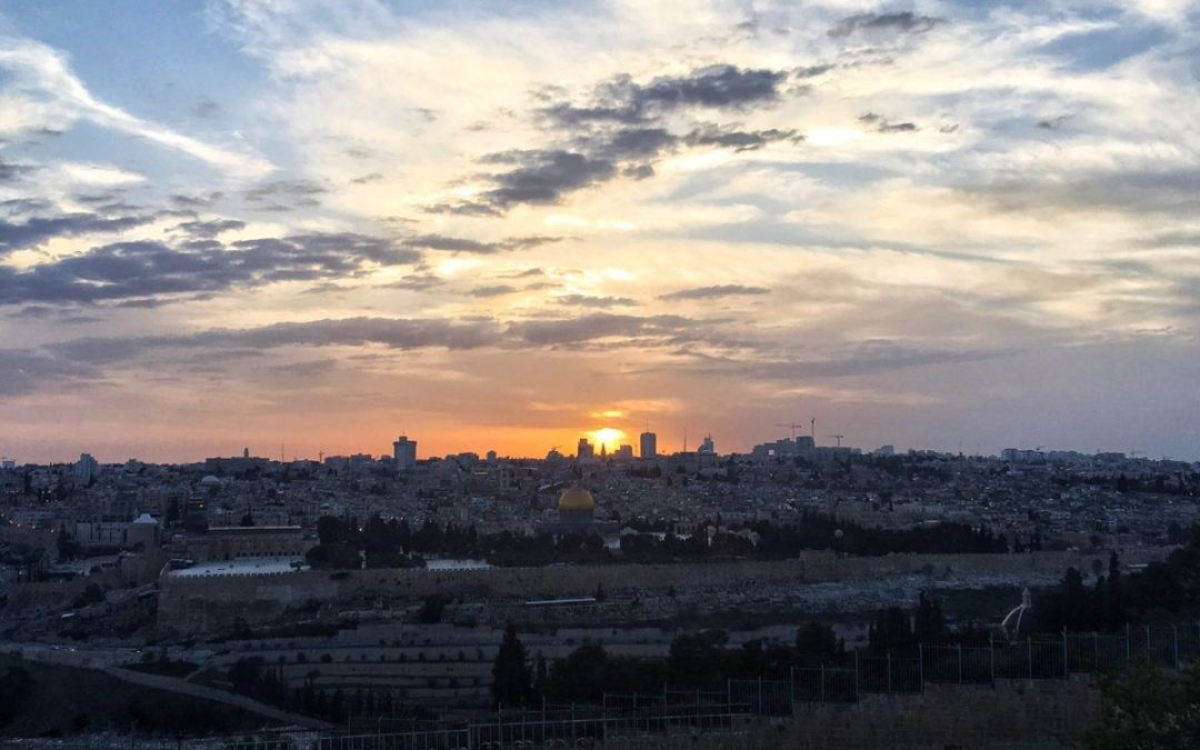 My Love Affair With Jerusalem