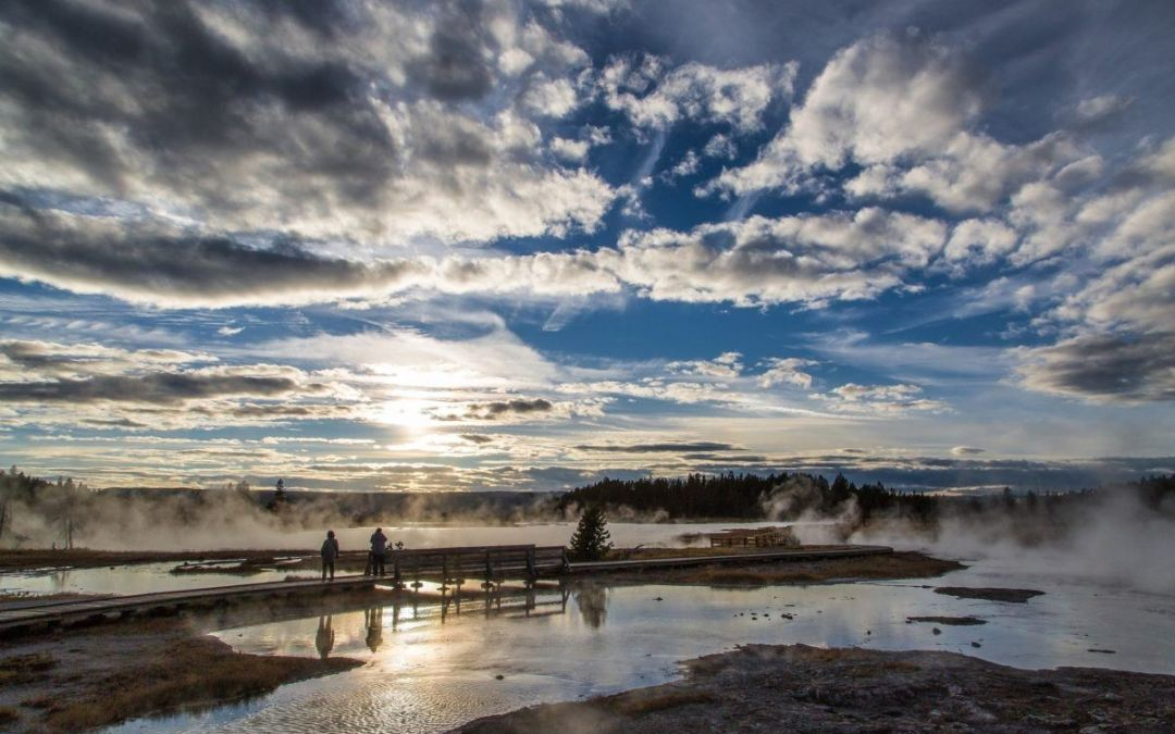 Seven Adrenaline Filled Things To Do In Yellowstone (With Kids!)