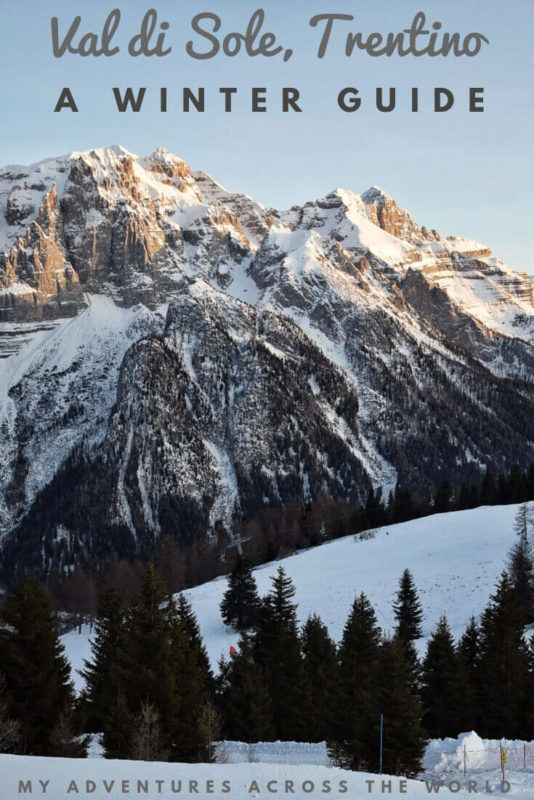 Discover the beauty of Val di Sole, Trentino - via @clautavani