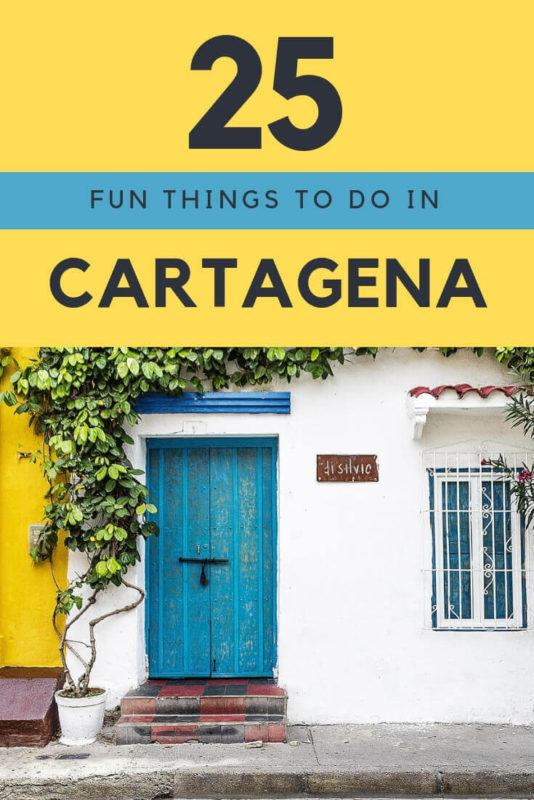 Discover the most incredible things to do in Cartagena, Colombia, and find plenty of tips to make the most of the city | Cartagena #colombia - via @clautavani