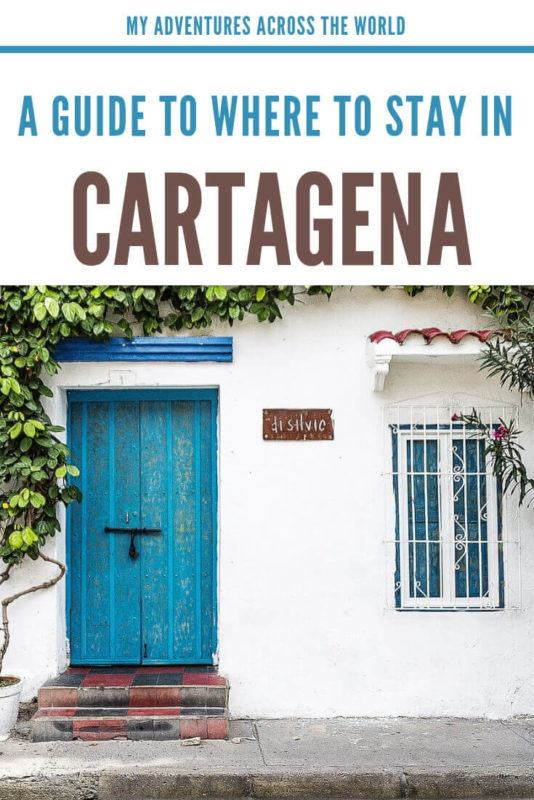 Discover where to stay in Cartagena, Colombia. Read this guide for the best areas and the best places to stay in Cartagena | #cartagena #colombia - via @clautavani