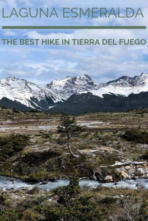 Discover what you need to know to hike to Laguna Esmeralda. Tierra del Fuego - via @clautavani
