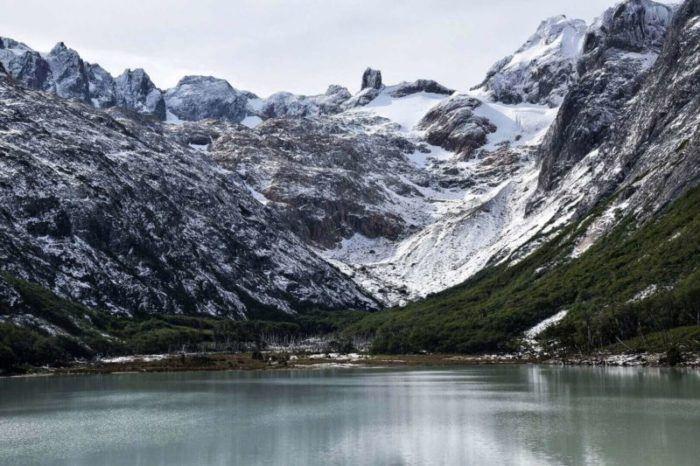 Patagonia hiking