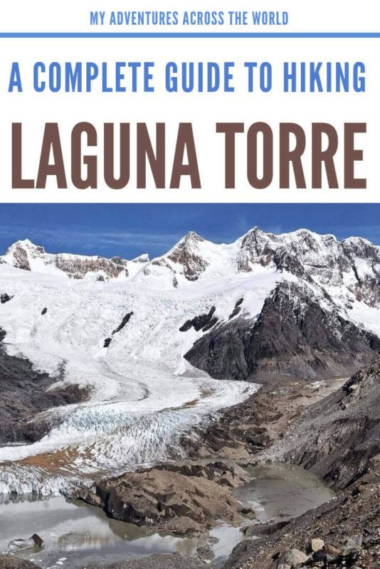 Discover everything you need to know to hike to Laguna Torre