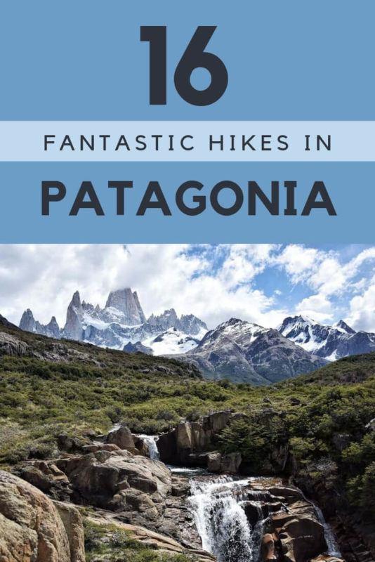 Discover where to go hiking in Patagonia - via @clautavani