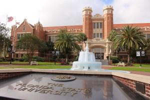 Photo from MyAdvisorSays campus tour of Florida State University