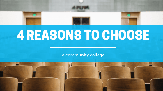 4 Reasons to Consider Community College