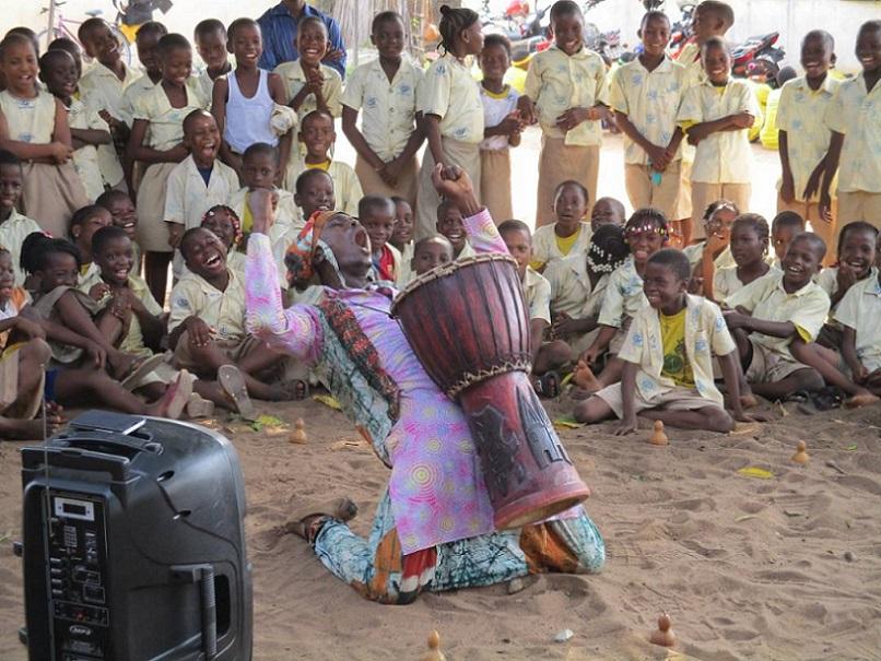 Bénin/ Missigbèto C. Djossa rêve de la renaissance de l'Afrique à travers les contes