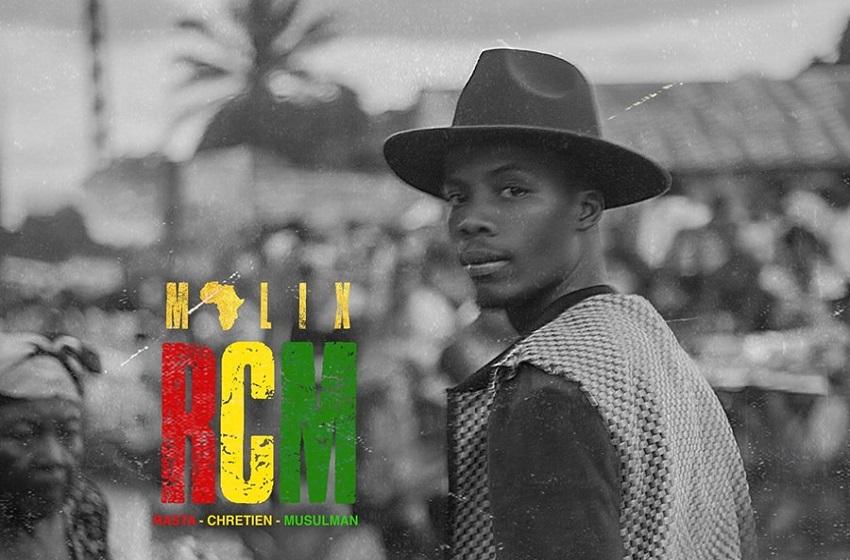"""RDC/ """"RCM"""", le tout premier album de Malix"""