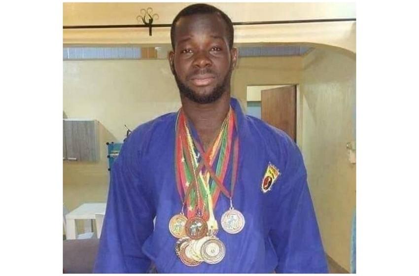 Burkina Faso/ Le karatéka Israël Mano,champion du monde en arts martiaux vietnamiens