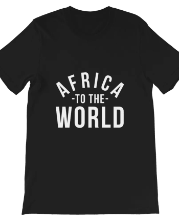 African To The World