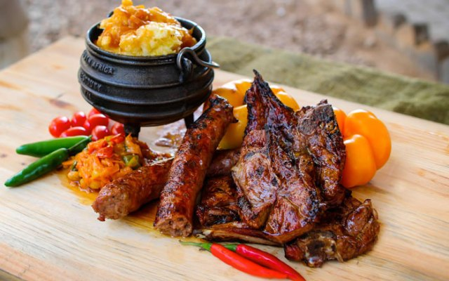 African Food: Home to Abroad