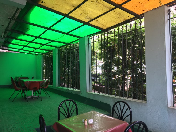 Cafe de la Rose