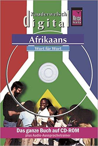 Afrikaans Wort für Wort. Kauderwelsch digital. CD-ROM für Windows ab 98SE/OS X 10.2.2 1880