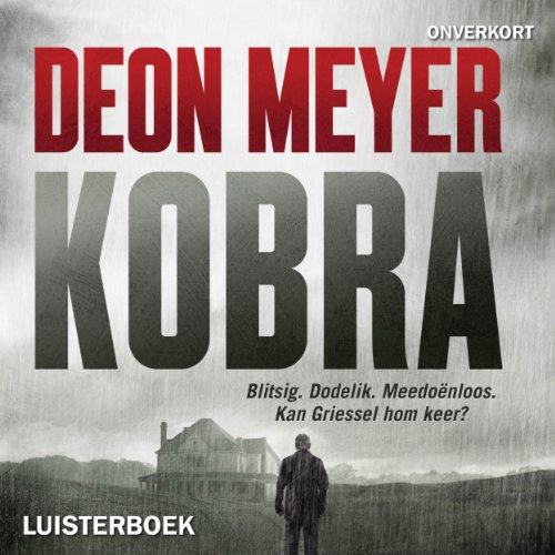 Kobra: Afrikaans Edition Audioboek 160152