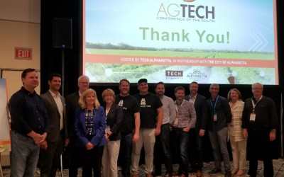 MyAgData to Give Startup Pitch at AgTech Conference of the South