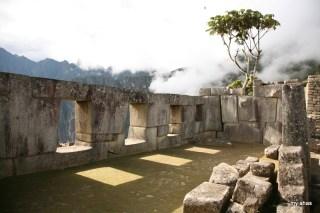 Temple of Three Windows.