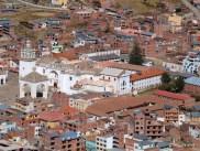 The basilica viewed from Cerro Calvario