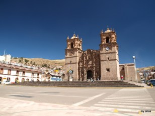 Puno's Cathedral