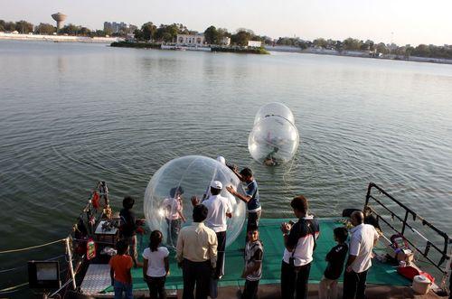 Water Sports at Kankariya