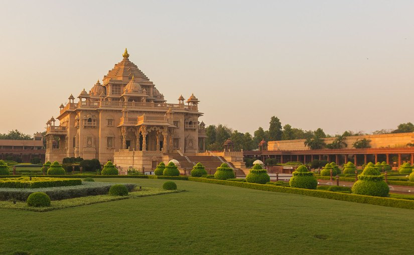 Akshardham - Gujarat