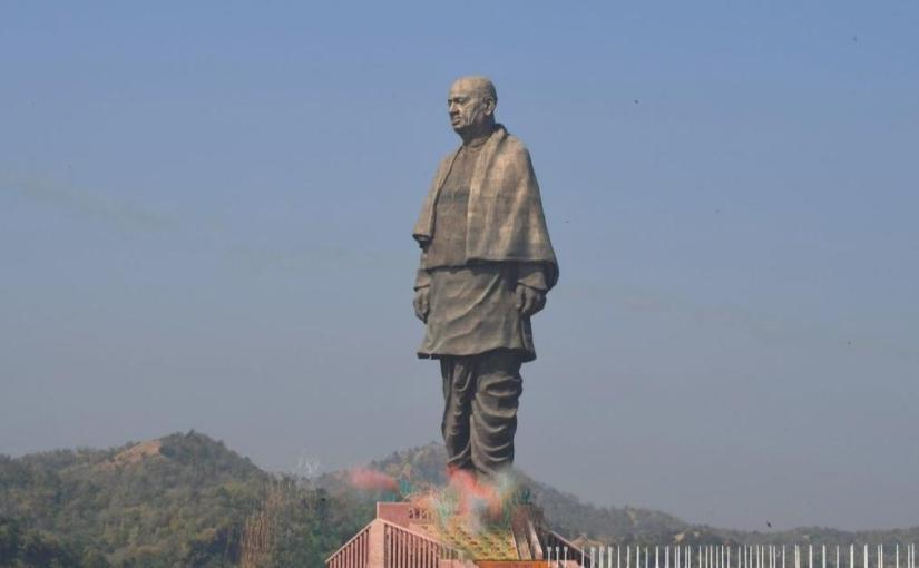 How to reach Statue of Unity From Ahmedabad