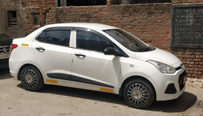 Hyundai xCent AC for Statue of Unity