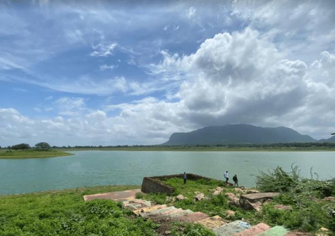 Vada Talav Pavagadh viewpoint