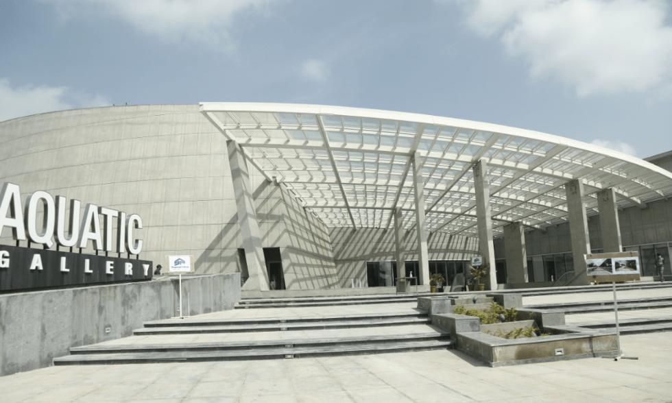 Aquatic Gallery Science city