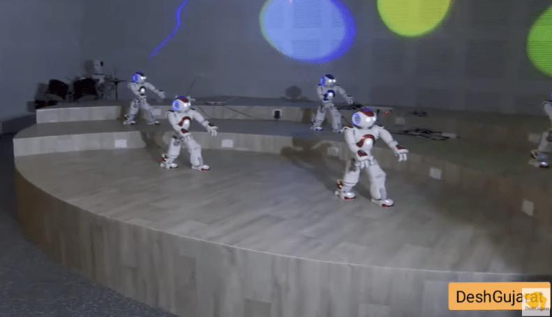 Science City Robotics Dance