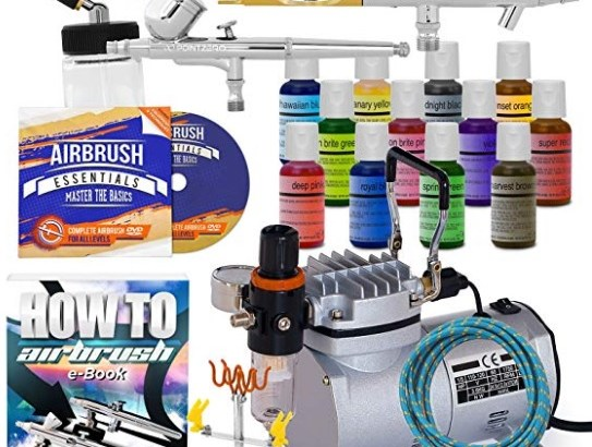 PointZero Airbrush Compressors (2019 UPDATE)