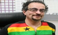Jon Benjamin, UK High commissioner to Ghana