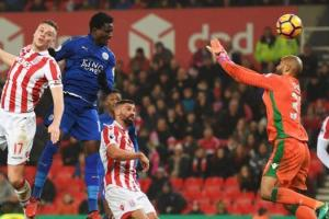 Daniel Amartey snatches a point for Leicester City