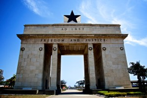 Ghana's Independence Arch