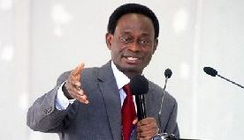Apostle Dr. Kwadwo Onyinah, Chairman of the church of Pentecost