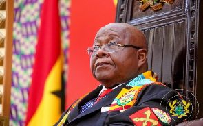 Prof. Mike Oquaye, Speaker of Parliament
