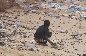 It is estimated that one in five Ghanaians defecate openly