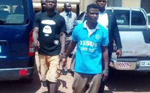 Daniel Asiedu on trial for the murder of JB Dankwah