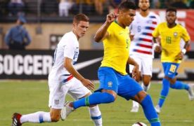 U.S.'s 9/11 match against Mexico 'powerful, emotional, exciting' – Wil Trapp