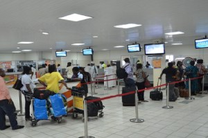 Ghana bans foreigners from entering the country