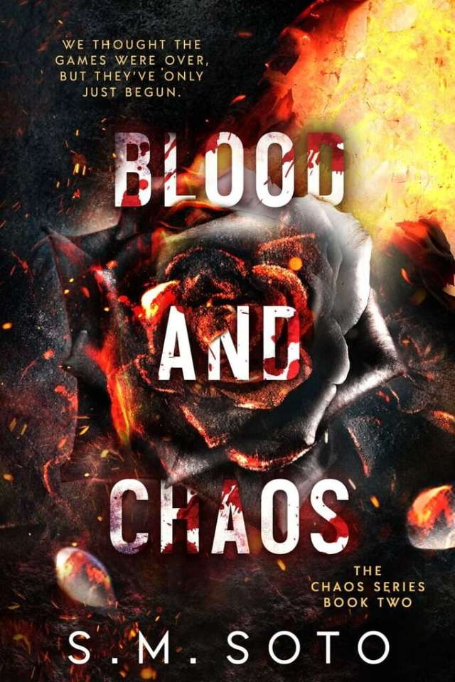Recensie: Blood And Chaos nu S.M. Soto
