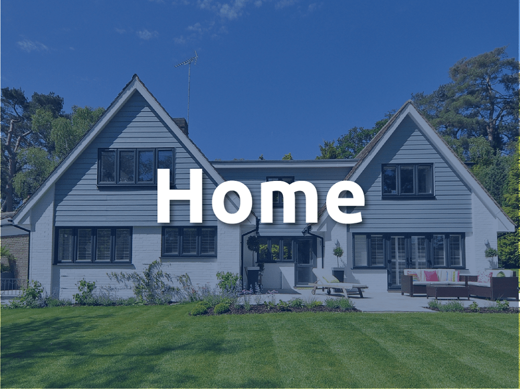 Home Insurance Banner